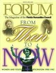 Forum : Vol. 18, No. 03 (Winter : 1995/1996)