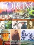 Forum : Vol. 37, No. 03 (Fall : 2013)