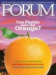 Forum : Vol. 38, No. 01 (Spring : 2014) by Florida Humanities Council.