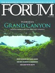 Forum : Vol. 38, No. 03 (Fall : 2014) by Florida Humanities Council., Cynthia Barnett, Bill Belleville, Marjory Stoneman Douglas, Jon Wilson, Johnny Bullard, Gary Ross Mormino, Margaret Ross Tolbert, William Bartram, Steven P. Locklin, and Maurice O'Sullivan