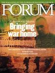 Forum : Vol. 40, No. 01 (Spring : 2016)