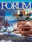 Forum : Vol. 41, No. 01 (Spring : 2017) by Florida Humanities Council.