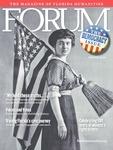 Forum : Vol. 44, No. 01 (Spring : 2020)