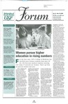 Forum : 2002 : 10 : 21 - 2002 : 11 : 18 by University of South Florida.