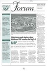 Forum: 2003 : 02 : 01 - 2003 : 03 : 02 by University of South Florida.