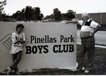 JWB Photograph : Pinellas Park Boys Club by Juvenile Welfare Board of Pinellas County.