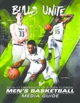 2016-17 Men's Basketball Media Guide by University of South Florida