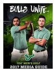 2017 Men's Golf Media Guide