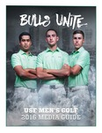 2016 Men's Golf Media Guide by University of South Florida