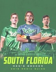 2018 Men's Soccer Media Guide by University of South Florida