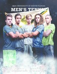 2016 Men's Tennis Media Guide by University of South Florida