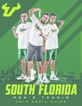 2019 Men's Tennis Media Guide by University of South Florida