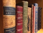Mark Twain Collection in USF St. Petersburg campus Special Collections