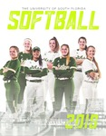 2018 Softball Media Guide by University of South Florida