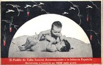 [Postcard] - El pueblo de Cuba socorre amorosamente a la infancia española: ayúdenos a hacerle un 1938 más grato by Roland Manteiga