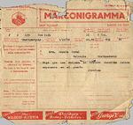 Telegram, 1936 Dec. 3, New York, to Josefa Oural