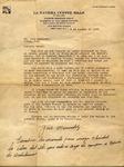 Letter, 1937 Aug. 2, New York, to José Martinez by José Menéndez, José Martinez, and Roland Manteiga