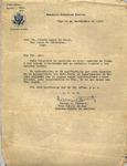 Letter, 1936 Sept. 12, Vigo, Spain, to Josefa Oural