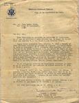 Letter, 1936 Sept. 24, Vigo, Spain, to Josefa Oural