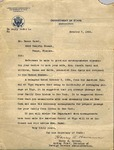 Letter, 1936 Oct. 7, Washington, D.C., to Ramón Oural