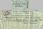 Telegram, 1936 Nov. 21, Vigo, Spain, to Josefa Oural