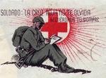 Envelope illustration - Spanish Red Cross