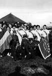 Photograph - Children dressed to show support for Spanish Republic