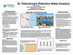 St. Petersburg Water Retention Analysis by Artur Lysenko