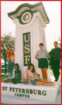 Early 1990s Students University of South Florida St. Petersburg by University of South Florida St. Petersburg