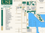 Campus Map 2006 by University of South Florida St. Petersburg