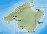 "Fieldwork Map, ""Sea Level Changes into MIS 5"" Workshop"