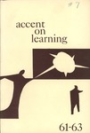 Accent on learning [1961]