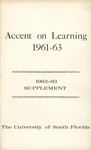 Accent on learning [1962]