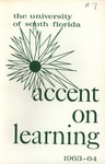 Accent on learning [1963]