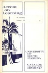 Accent on learning [1966] by University of South Florida