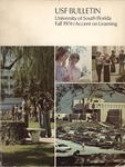 Accent on learning [1974] by University of South Florida