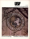 Accent on learning [1979] by University of South Florida