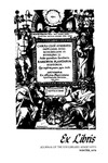 Ex libris: journal of the USF Library Associates [Vol. 1, no. 3 (winter 1978).]