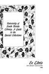 Ex libris: journal of the USF Library Associates [Vol. 7, no. 1 (1988)] by University of South Florida