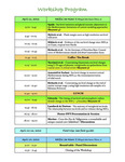 Sealevel_Schedule_day_2
