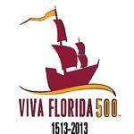 Viva Florida 500 logo
