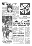 The Oracle (Tampa, Fla) by Valerie Wickstrom, Sandra Wright, and Sue Thompson