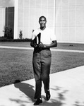 Ernest Boger, USF's first African American student