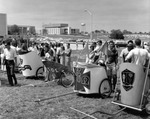 Chariot race at USF