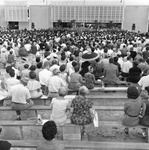 Audience at opening convocation