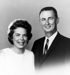Congressman Sam Gibbons and wife, circa 1962