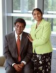 Drs. Kiran C. and Pallavi Patel, USF benefactors