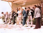 Groundbreaking for Poynter Library at USF St. Petersburg