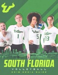 2018 Volleyball Media Guide by University of South Florida