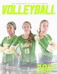 2017 Volleyball Media Guide by University of South Florida